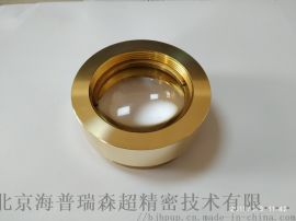 海普**精-CGK-200全自动**精密数控光学定心车床设备加工原理