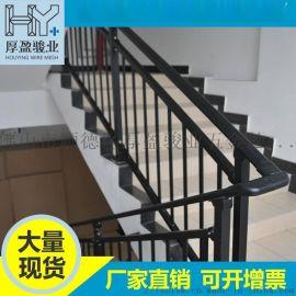 厂家直销锌钢楼梯扶手护栏组装式锌钢楼梯扶手室内楼梯安全防护栏