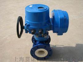 Q941TC-16C/10C电动陶瓷球阀