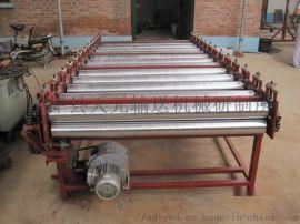 动力滚轴输送机 纸箱包装输送流水线
