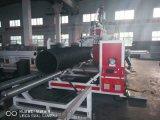 HDPE克拉管大口径热态工艺缠绕管生产设备