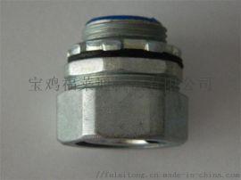 304不锈钢45度软管接头