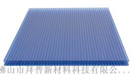 专业生产优质pc阳光板 阳光板温室 耐力板