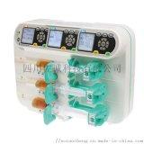 LINZ-9C三通道**微量注射泵