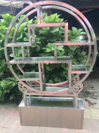 广州不锈钢展示架,不锈钢家具管报价
