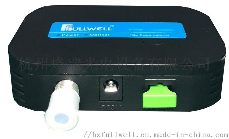 家用型/带滤波型AGC光接收机