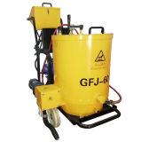 马路养护设备手推小车式灌缝机燃气加热导热油灌缝机
