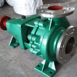 纺织印染专用导热油泵耐350度高温泵导热油炉用泵
