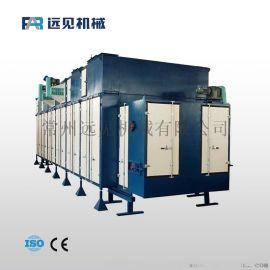 青饲料加工干燥机设备 水产类颗粒料干燥机