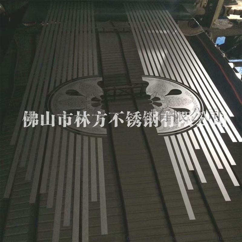 無錫 酒店電梯轎廂背景不鏽鋼蝕刻裝飾板加工