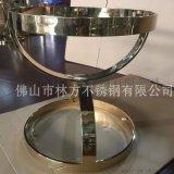 厂家加工客厅茶几不锈钢茶几架 简约铁艺茶几