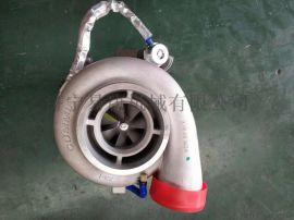 凯斯拖拉机QSX15增压器 康明斯X15发动机