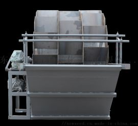 200吨产量洗砂机 宽度2400mm轮斗式洗砂机