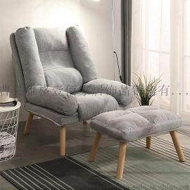 懒人沙发_电脑沙发_懒人椅_折叠靠背躺椅