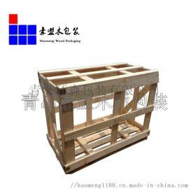 青岛木箱生产厂家保税区附近送货提供上门加固服务
