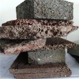 天然烧烤火山石 黑色火山石 多肉火山石