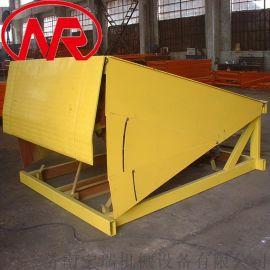 登车桥 集装箱装卸平台 装柜登车平台 叉车作业平台
