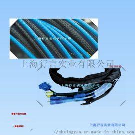 编织网管 镀锡铜 pet尼龙伸缩编织网