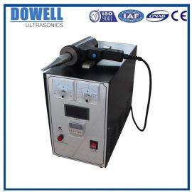 供应 PVE板 超声波焊机热熔垫圈隧道爬焊 超声波防水板焊接机