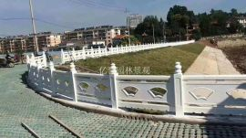 广东水泥仿大理石栏杆制作 河源仿石护栏厂家