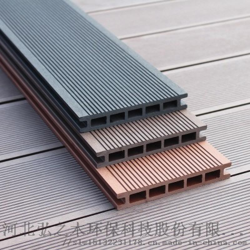 防水户外地板 木塑地板 塑木厂家直销