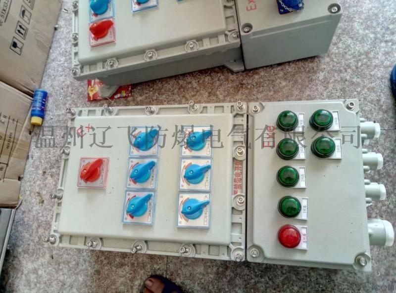 BXK犁煤器防爆控制箱