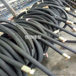 厂家大量现货供应高压钢丝编织胶管 钢丝缠绕胶管