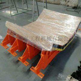 電廠膠帶機緩衝牀的生產廠家免費設計