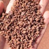 火山石厂家 多肉种植3-6火山石颗粒 红色火山石