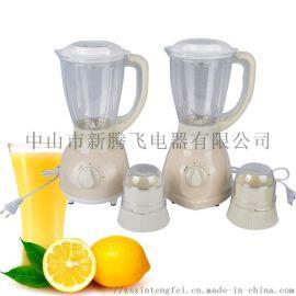 家用豆浆塑料榨汁机 中山腾飞牌4900榨汁机