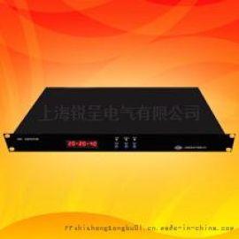 锐呈GPS同步时钟装置在北京市民防局成功投运