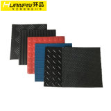 防滑可定製特殊條紋系列廠家直銷耐磨黑色橡膠板