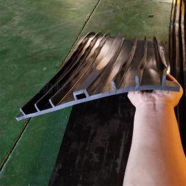 施工缝用外贴式橡胶止水带 三元乙丙材质