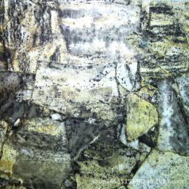 厂家直销石头纹 三聚 胺浸渍纸 批发EO级生态板纸 浸胶纸 免漆板