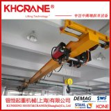 蘇州銷售歐式懸掛起重機1噸2噸電動單樑懸掛行車
