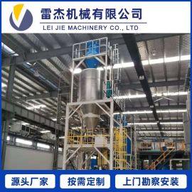 粉体自动供料计量称重混合设备系统 粉体自动称重系统