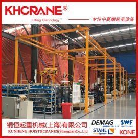 供应KBK柔性起重机,操作简单,现货供应高品质环链电动葫芦
