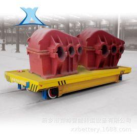 厂家供应载重1吨 电动四轮平板手推车工地水泥黄沙搬运可进电梯