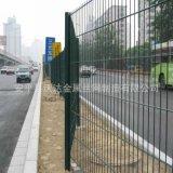 沃達公路護欄網 園林綠化鐵絲網圍欄 高速防護網廠家供應