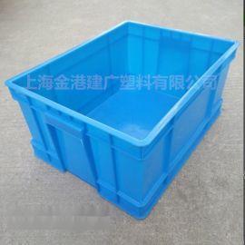 厂家直销 500-380-250 塑料周转箱  塑胶物流箱 零部件专用箱子