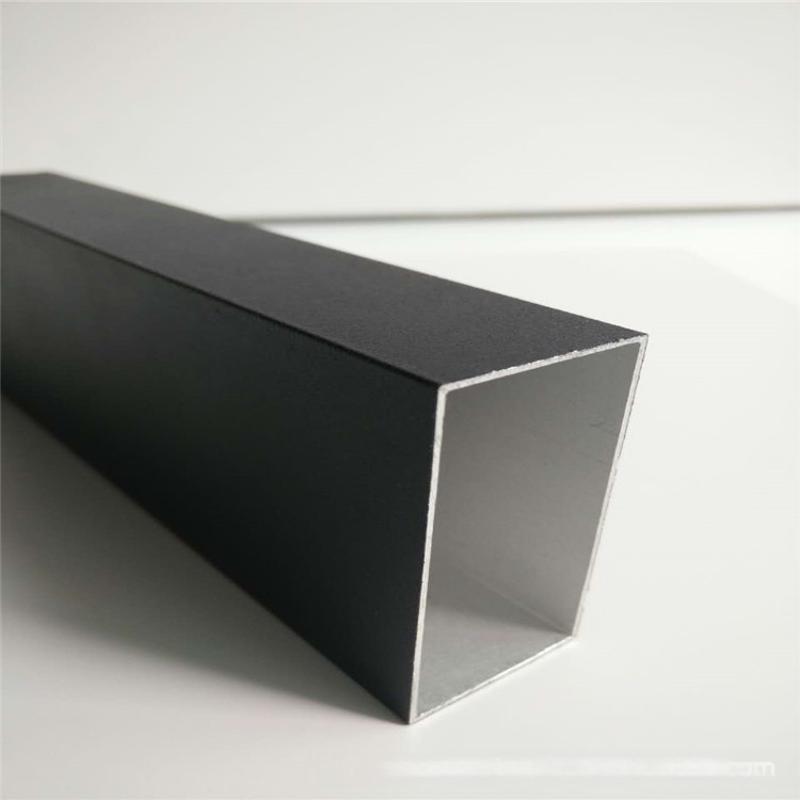 木紋鋁方通廠家定製室內外木紋熱轉印型材鋁方通