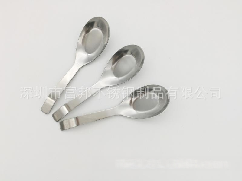 不鏽鋼小號平底勺 不鏽鋼平底湯勺