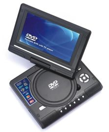 便携DVD影碟机