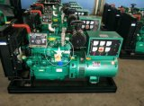 30KW纯铜免维护发电机饭店养殖场用发电机全自动切换电源