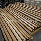 定製凹凸麪包柱鋁單板,造型弧形半圓包柱子鋁板