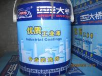 大桥牌氟碳金属漆 外墙钢结构氟碳面漆 氟碳漆厂家