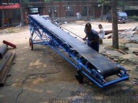 可升降非标斯太尔装车皮带输送机 国标皮带输送设备