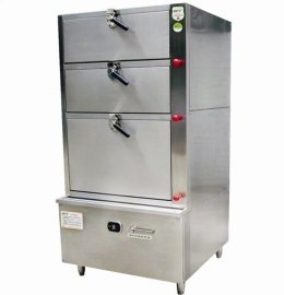 醇基燃料专用不锈钢海鲜节能蒸柜