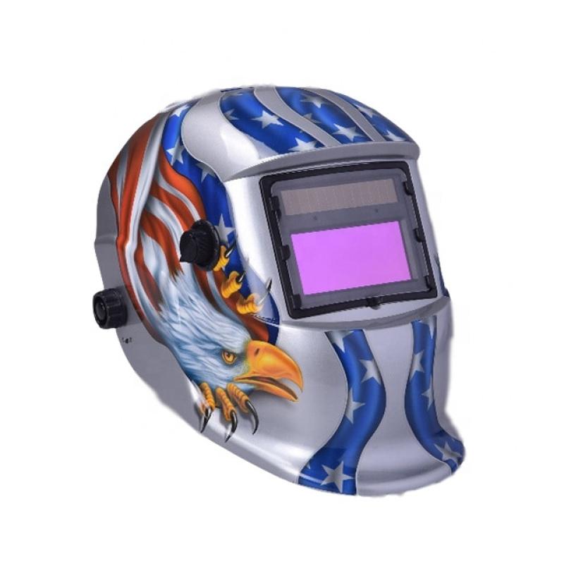 焊工面具电焊面罩轻便透气
