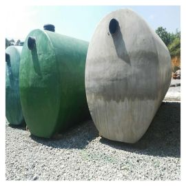 建筑用化粪池成品无锈蚀化粪池